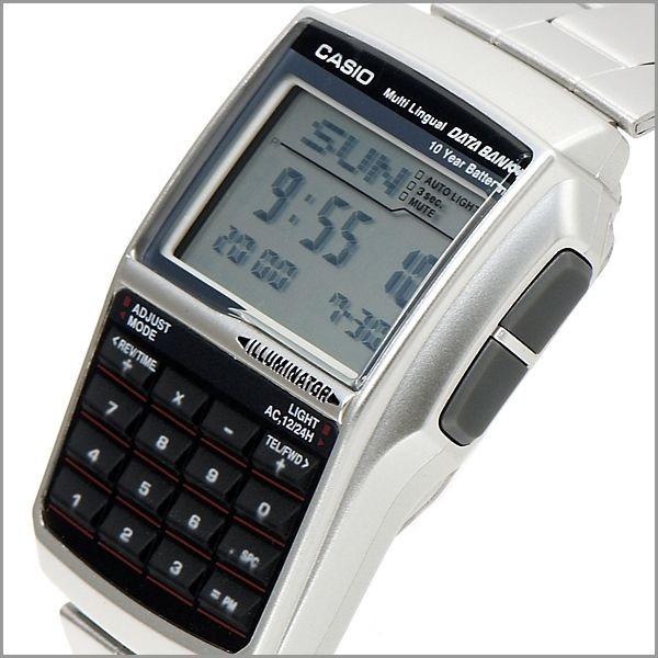 0175ffae094 Relogio Casio Data Bank Dbc-32d-1a Calculadora Db-36 - R .