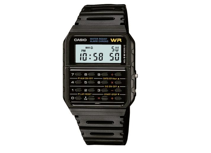 7ba3bb0c162 Relogio Casio Databank Ca-53w-1 Ca53 Vintage Em S.p Db-36 - R  199 ...