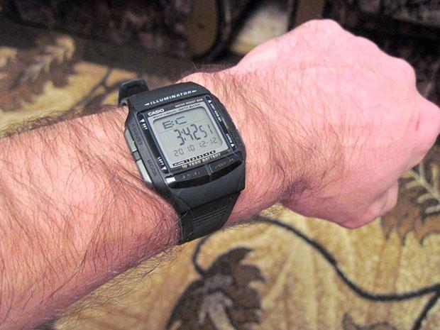 ddde6e53189 Relógio Casio Db-36 1 Retro Vintage Data Bank 30 Tel 5 Alarm - R ...