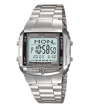60556131502 Relógio Casio Db-360 Databank Db360 Db-360g 100% Original Sp - R ...