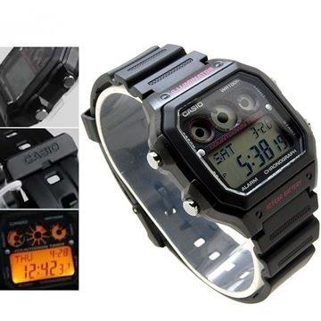 c38ae851a40 Relógio Casio Digital Esportivo Ae-1300 Wh-1av Preto Ae1000 - R  139 ...