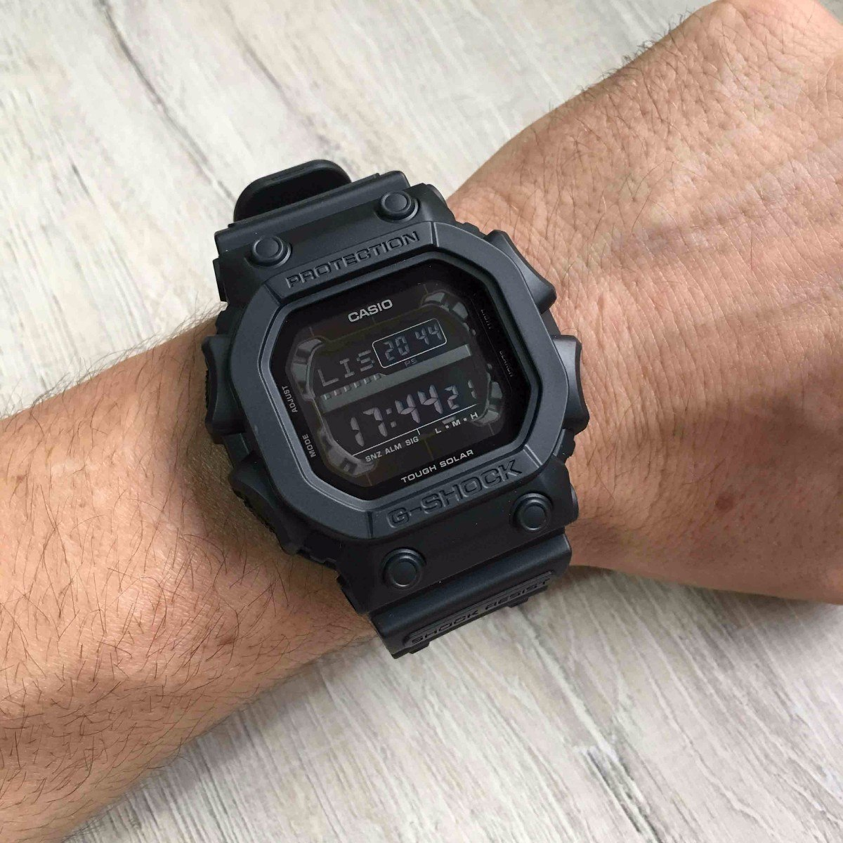 df18643490dc relógio casio digital g shock gx56bb gx56 militar nf. Carregando zoom.