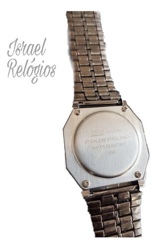 relógio casio digital vintage retro unissex