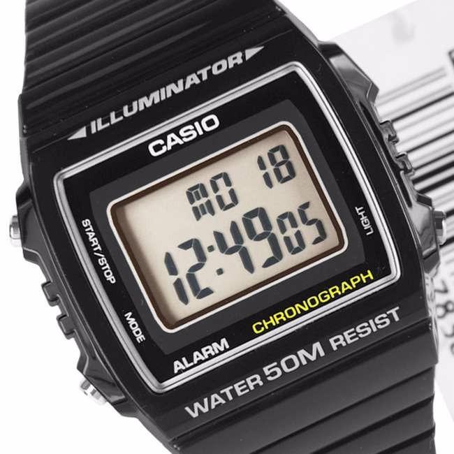 b25cfaa1d96 Relógio Casio Digital W-215h Prova Dagua Luz - Frete Gratis - R  174 ...