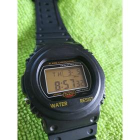 Relógio Casio Dw 5700 Fundo Rosca Antigo Em Excelente Estado
