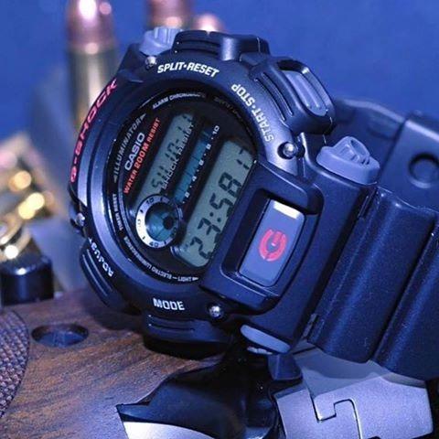 69c20f57989 Relogio Casio Dw-9052-2 Gshock Timer Crono Alarm 200m À Vist - R ...