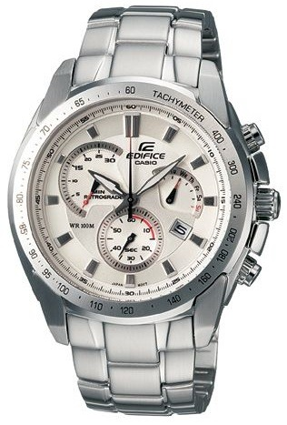 130df4f170f Relógio Casio Edifice Cronógrafo Ef-521d-7avdf - R  769
