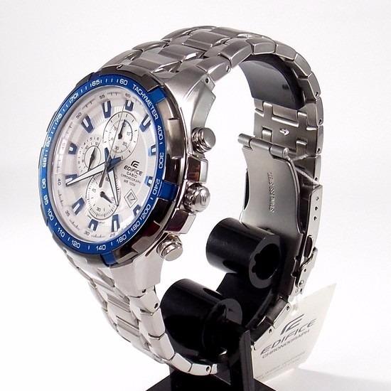 1da792768da Relógio Casio Edifice Ef-539d-7a2 48mm Wr100 - 100% Original - R ...