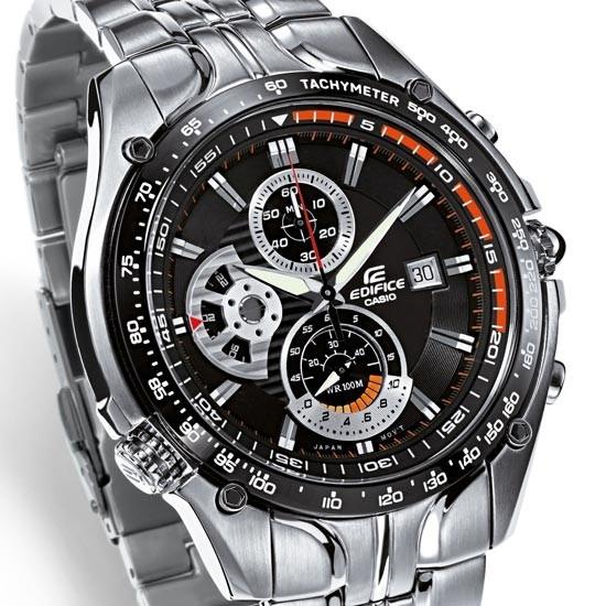 fc45cccc182 Relógio Casio Edifice Ef 543d 1av No Brasil Frete Grátis - R  349