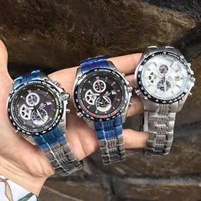 4b2254a6b6b6 Casio Edifice Modelo Ef 560d 7a (5183) - Relógio Masculino no ...