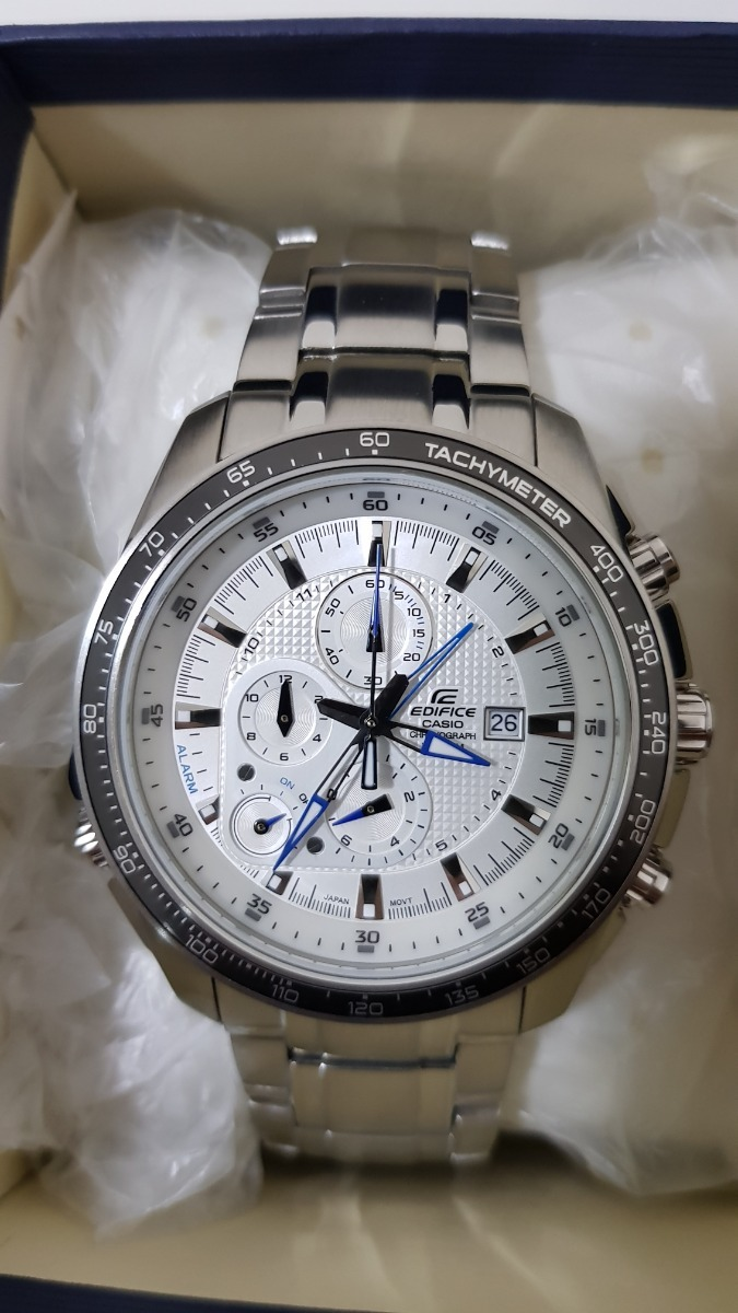 c1858b22159f Relógio Casio Edifice Ef-545d-7avdf 100% Original Com Nf - R  520