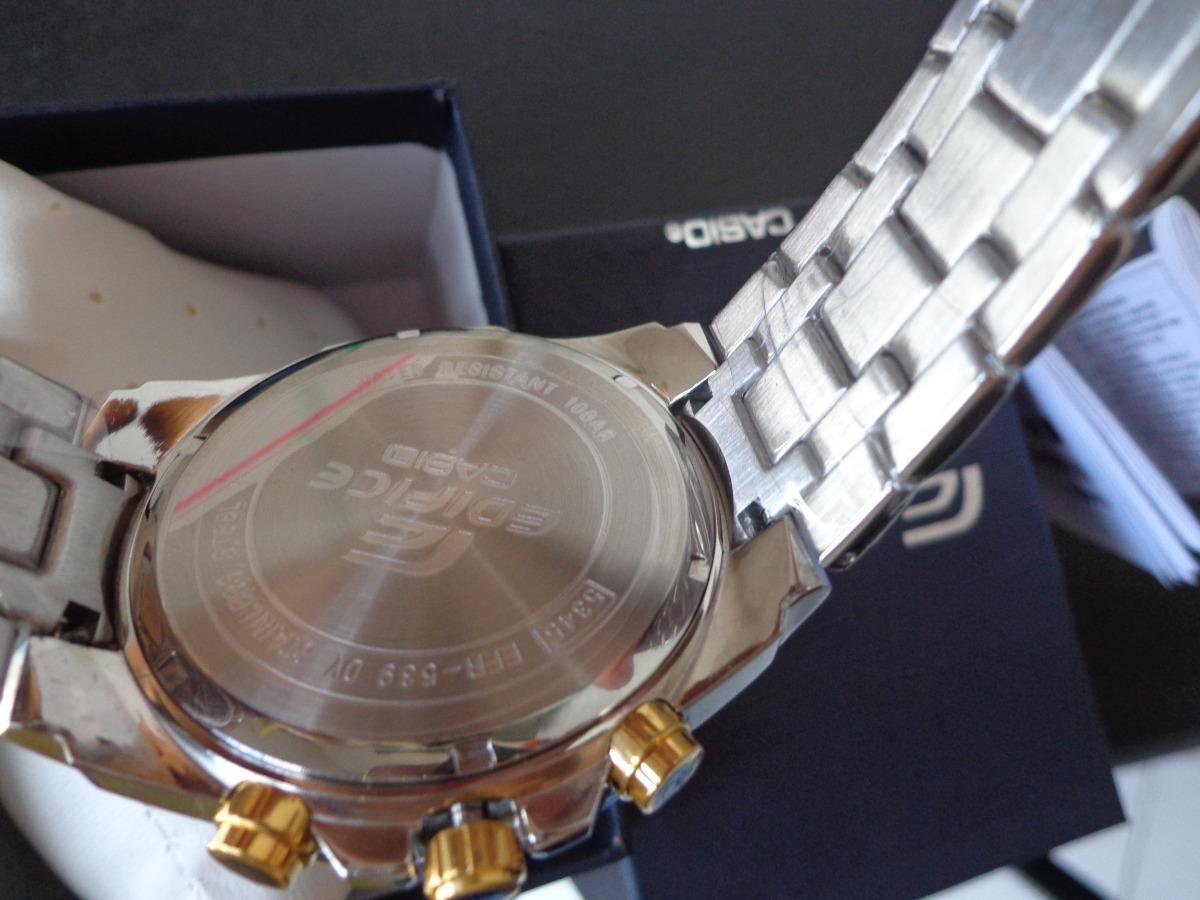 ae792acb6b8 relógio casio edifice ef539 redbull infiniti racing. Carregando zoom.