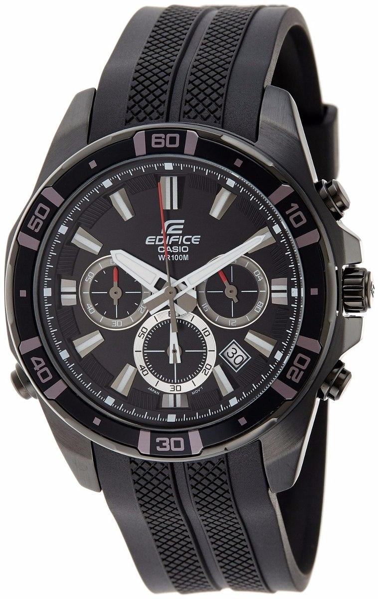 0a4623cdebc Relógio Casio Edifice Efr-534 Zpb-1av Racing Led Wr-100m - R  599