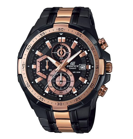 fa7d94a67eb Relógio Casio Edifice Efr-539bkg-1av Efr-539 Ef-539 Efr539 - R  649 ...