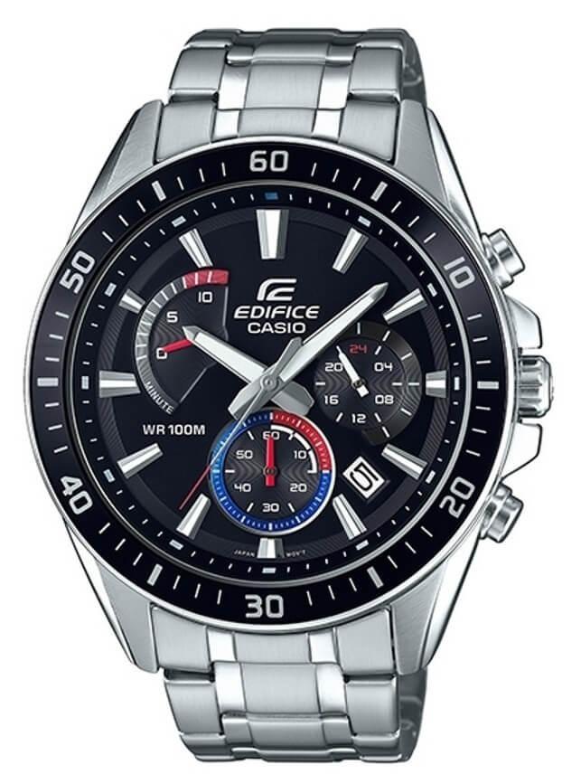 ac693cc9172 Relógio Casio Edifice Efr-552d-1a3vudf - Garantia 1 Ano   Nf - R ...