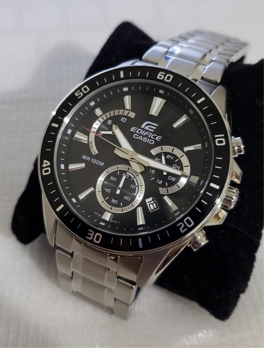 0fcac129b82d relógio casio edifice efr-552zd-1av novo original garantia. Carregando zoom.