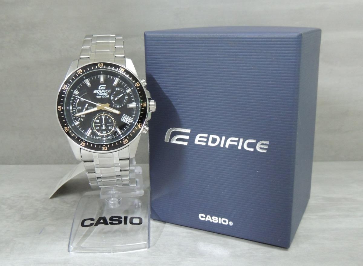 17ab19df552 relógio casio edifice efv-540d-1a9vudf - cronógrafo - n.f.. Carregando zoom.