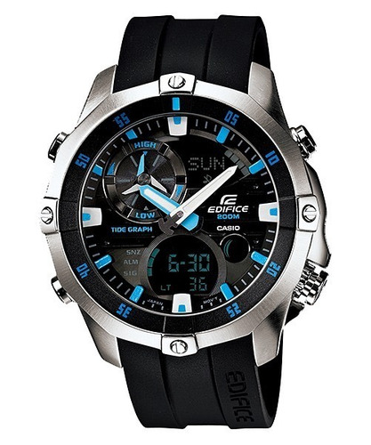 relogio casio edifice ema-100 original