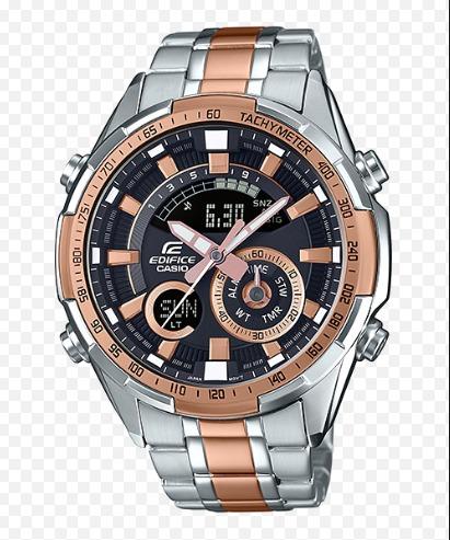 44e2be39920 Relógio Casio Edifice Era-600sg-1a9 Era-300db Era-200db - R  779