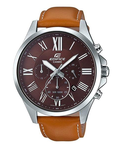 bfd385a895d Relógio Casio Edifice Masculino Efv-500l-5avudf - R  499