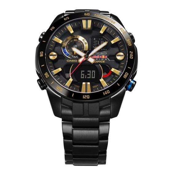 659cb1e48ce Relógio Casio Edifice Red Bull Racing Era201rbk-1adr - R  2.699