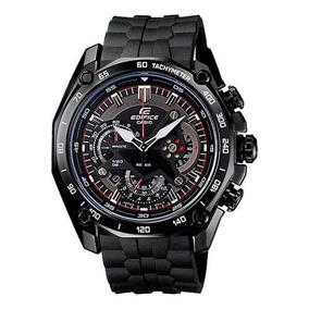 No Eqw Rbr A1110rb De Pulso Casio Relógios Edifice 1a Chronograph CBxoedr