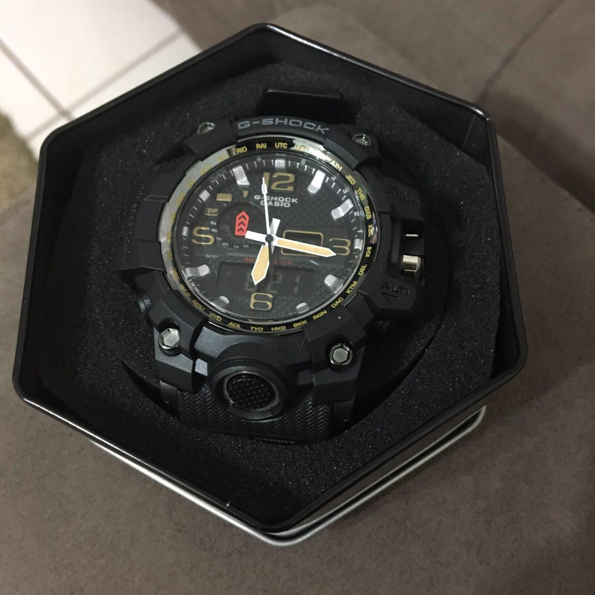 0ae414bae87 relógio casio esportivo g-shock a prova d água. Carregando zoom.