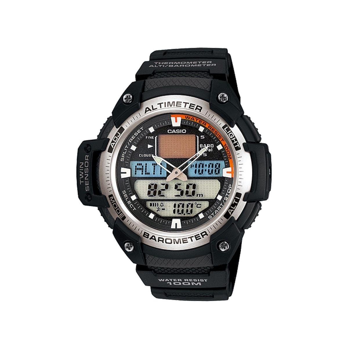 relogio casio esportivo masculino digital - sgw-400h-1bvdr. Carregando zoom. 9937102ee8