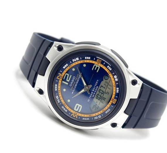 cf84d2f32f2 Relógio Casio Esportivo Masculino Pesca Original Garantia - R  179 ...