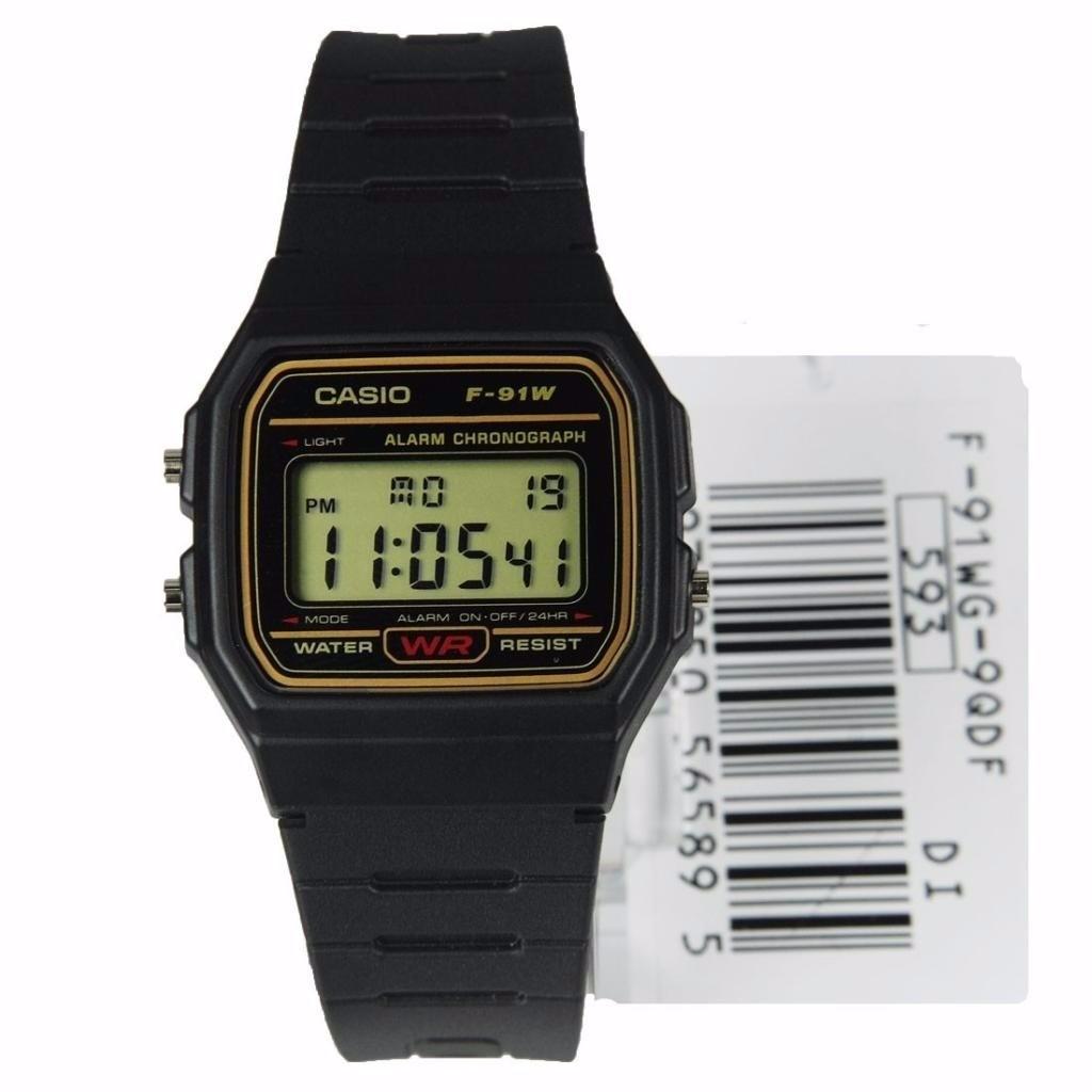 7e71d511af0 relógio casio f-91w 100%original pronta entrega ouro. Carregando zoom.