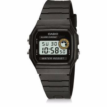 4c752d5f3d6 Relogio Casio F-94wa-8dg Vintage Retro Alarme Cronômetro - R  145