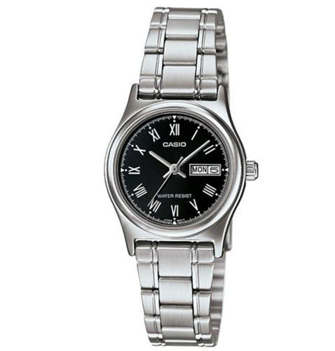 acb7182e9a1 Relógio Casio De Fábrica Original Feminino Ltp V006d 1budf - R  156 ...