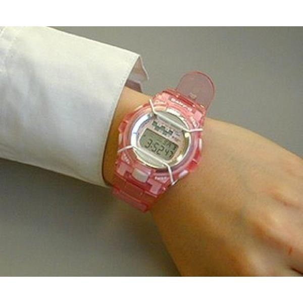 3a4d9f0784c bg-1001-4av relógio casio baby-g rosa feminino · relógio casio feminino