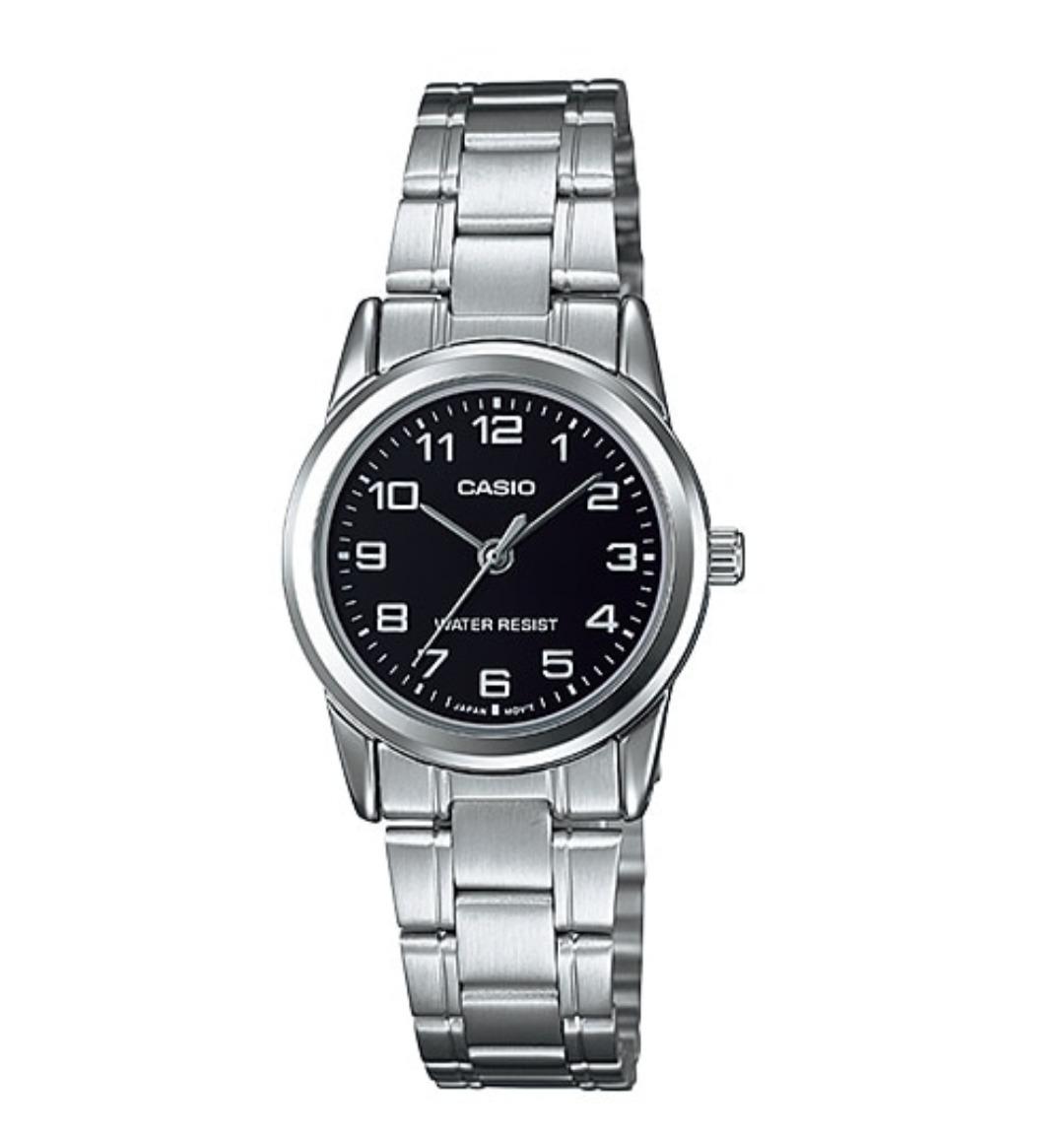 9ffea20bfd2 Relógio Casio De Fábrica Original Feminino Ltp V001d 1budf - R  148 ...