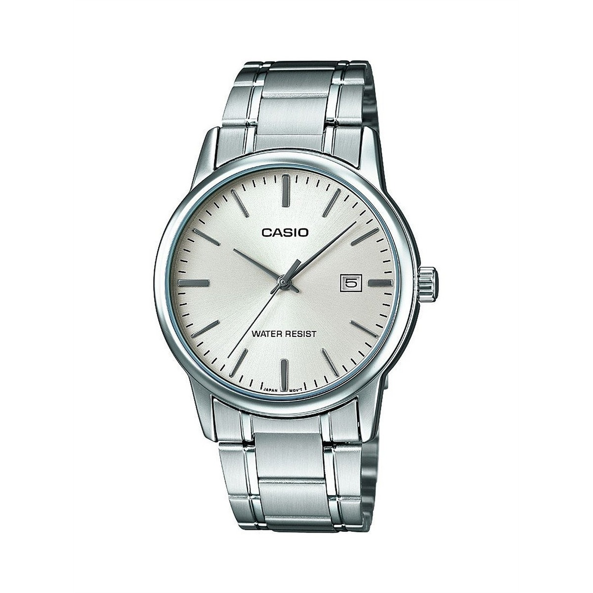 390f9380f0c Relógio Casio Collection Analógico Feminino Ltp-v002d-7audf