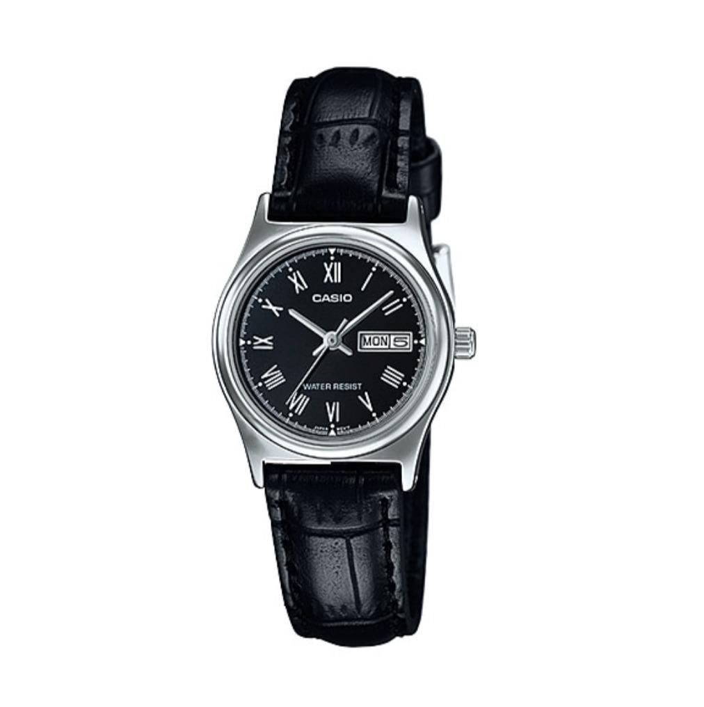 e373ba296a9 Relógio Casio De Fábrica Original Feminino Ltp V006l 1budf - R  129 ...