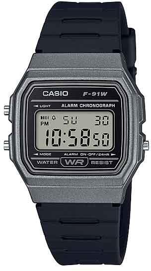 Relógio Casio Feminino Digital Vintage F-91wm-1bdf - R  114,00 em ... ab83d1c5a1