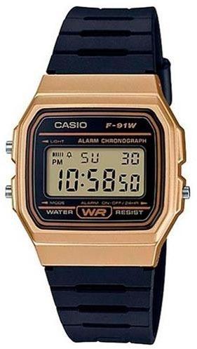 Relógio Casio Feminino Digital Vintage F-91wm-9adf - R  151,00 em ... 5c0418d239
