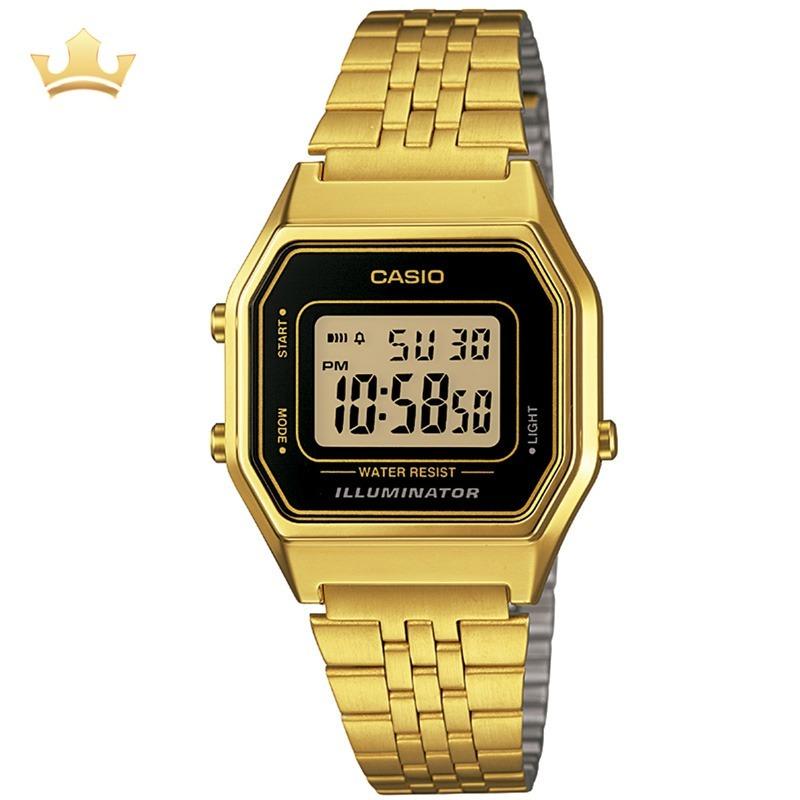 9c818fa2e2b relógio casio feminino la680wga 1df - vintage com nf. Carregando zoom.