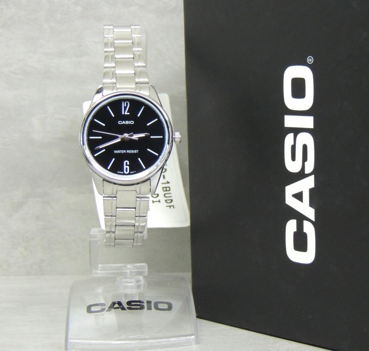 1ac36ffbc4d Relógio Casio Feminino Ltp-v005d-1budf - Lançamento - Nf - R  158