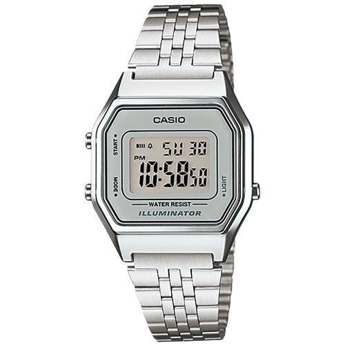 1c55780be58 Relógio Casio Feminino Vintage La680wa-7df - R  215