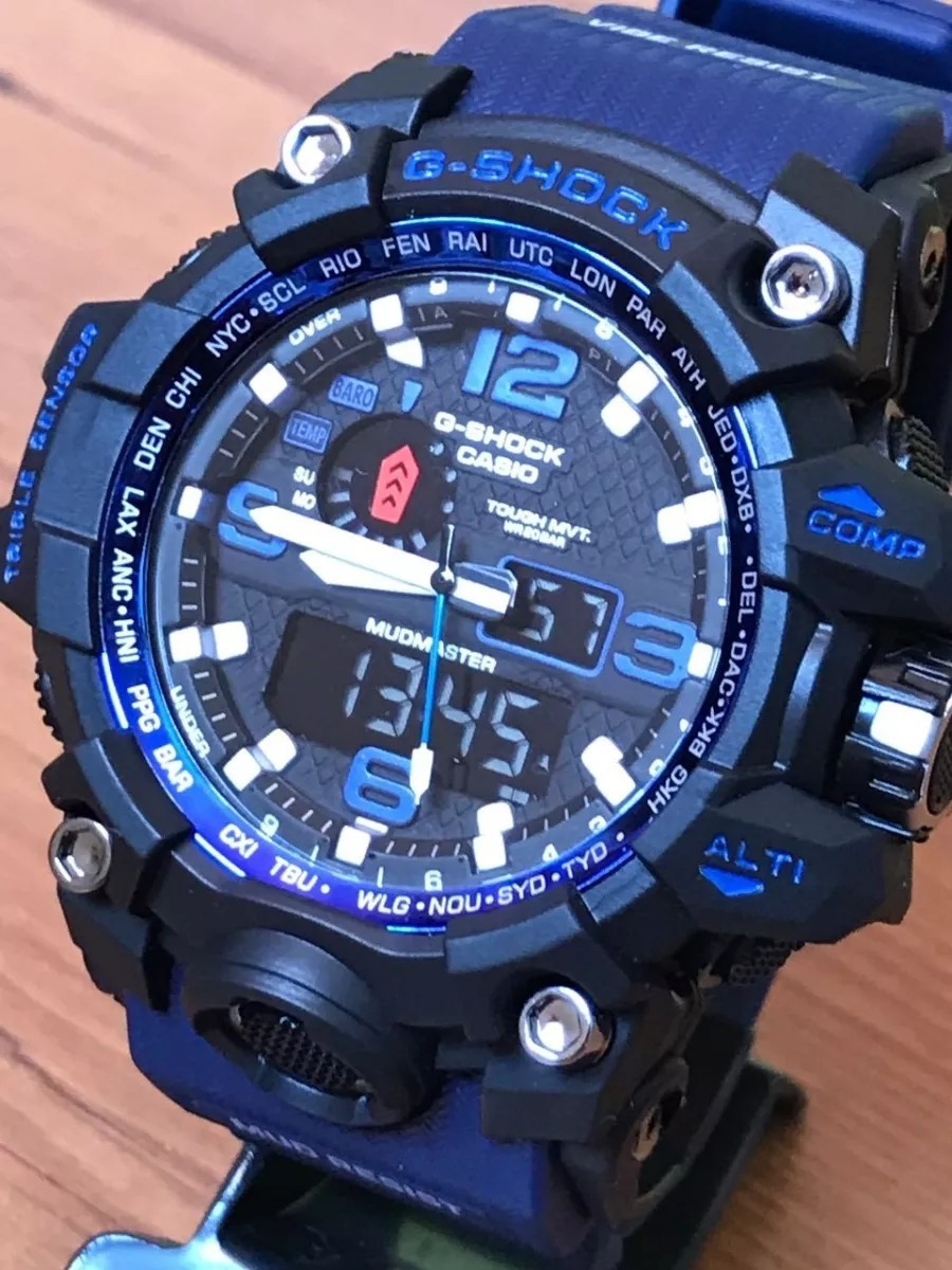 4813509c63b relógio casio g-shock a prova d agua top importado. Carregando zoom.