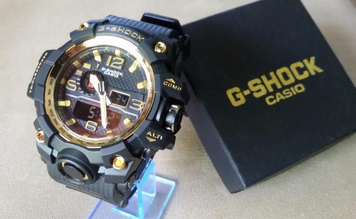 e519d25a41e relógio casio g-shock aprova d água frete grátis esportivo. Carregando zoom.