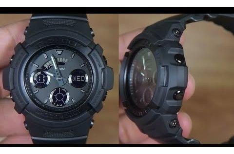 size 40 1c88f 9e70b Relógio Casio G-shock Aw-591bb-1adr (nota Fiscal)