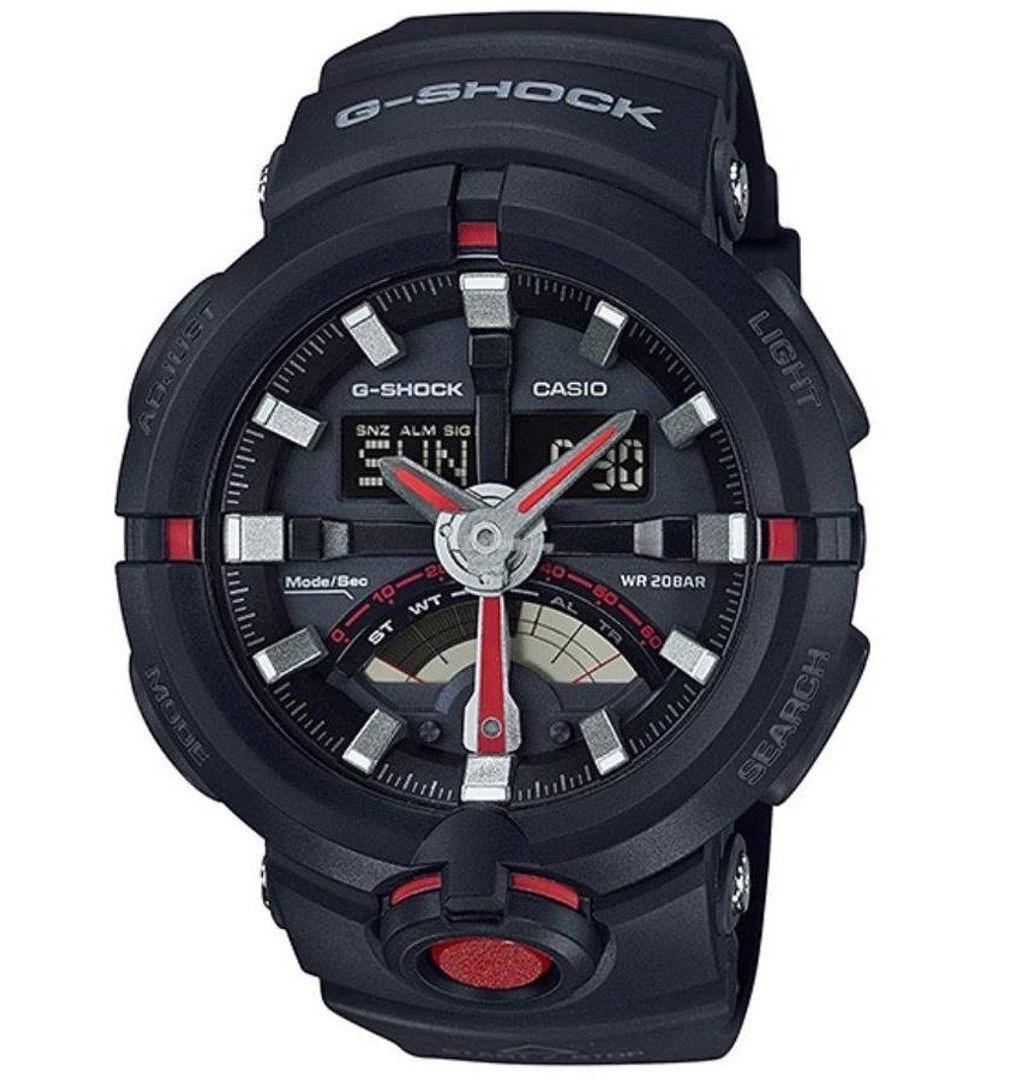 72d0d439375 Relógio Casio G-shock Black Ga-500-1a4dr Original Eua - R  579