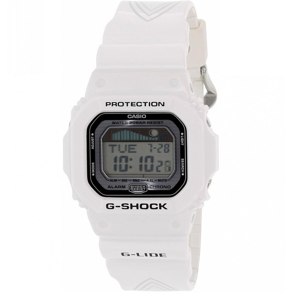 df62212d69c Relogio Casio G-shock Branco Glx-5600-7d Original Com Nf - R  485