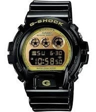 relógio casio g-shock digital dw-6900cb-1ds original