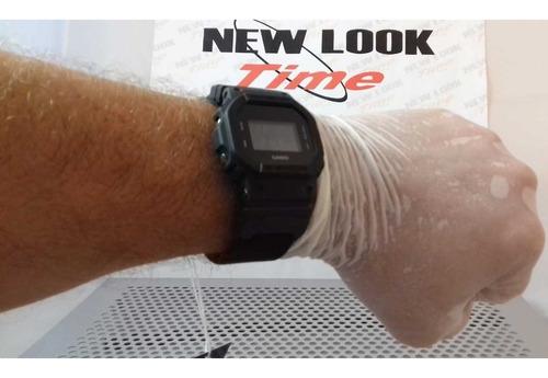 relógio casio g-shock dw-5600bbn-1dr