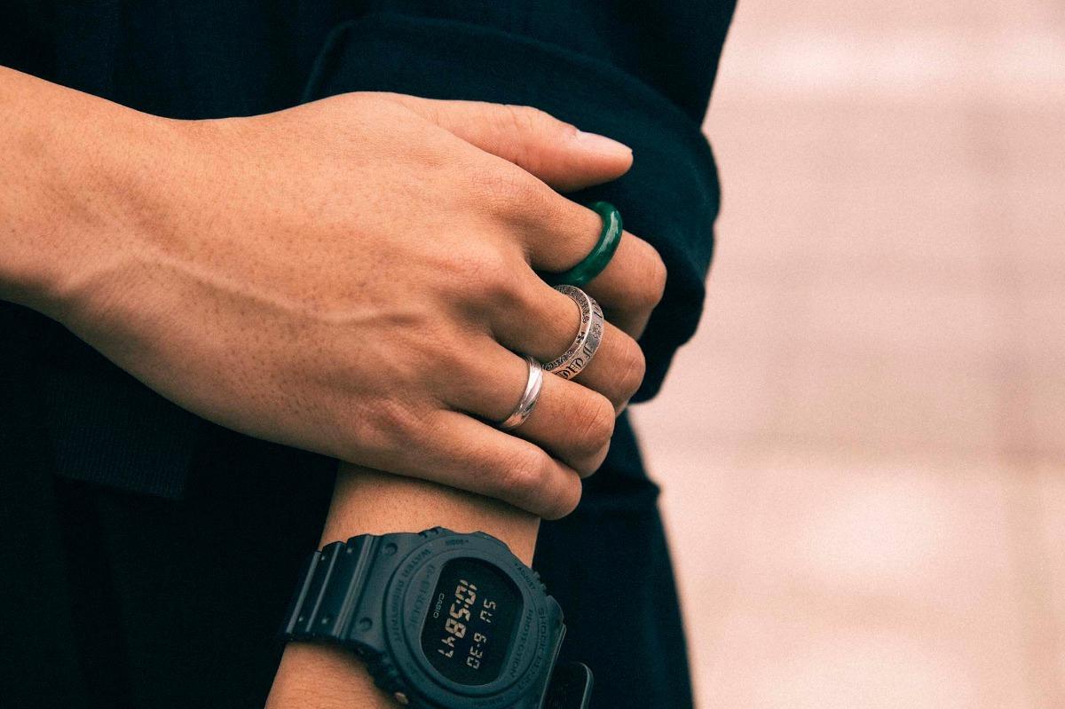 6b9b87adb55 Relógio Casio G-shock Dw 5750e 1bdr Revival (nota Fiscal) - R  369 ...