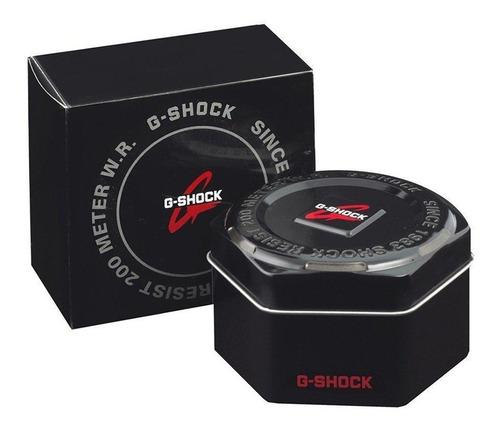 relógio casio g-shock dw-5750e-1dr + garantia